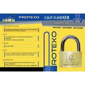 CANDADO PROTEXO 40MM