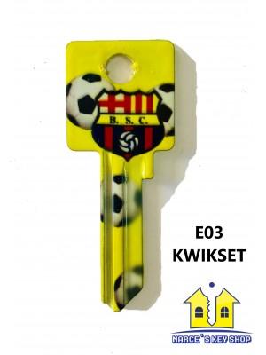E03 ( BARCELONA )